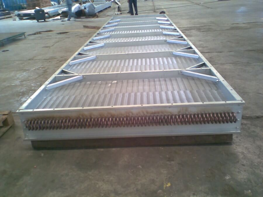 OIL COOLER & RADIATOR